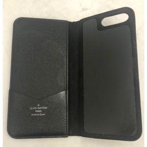 Louis Vuitton Accessories - Louis Vuitton iPhone 7 or 8 Plus Folio Eclipse